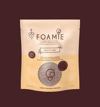 Foamie Sponge + Shower Care - Mocca Peel