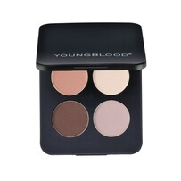 Youngblood Pressed Mineral Eyeshadow Quad City Chic