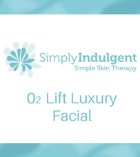 Treatment - O2 Lift Luxury Facial