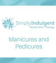 Treatment - File and Polish Toes