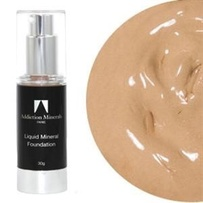 Addiction Minerals Liquid Foundation #3