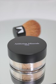 Addiction Natural Loose Mineral Powder #1
